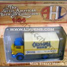 1930s OLYMPIA BEER Co-GMC T-70 Canvas Bed AHL/HARTOY/Diecast S/Sn3/1;64