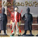 Bobby Cops/ Beat Cops/Policemen (3pcs-NOS) Lledo/Days Gone O/On3/On30 1:48
