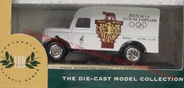 1960 Rome Olympic Games Truck/ British Olympic Association LLEDO/Days Gone MIB