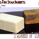 Rectangular Steel Tanks (2pc) Multi Scale Doctor Ben's Scale Consortium HOn30/N