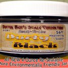 DURTY BLACK WEATHERING STAIN-4oz Doctor Ben's FLOQUIL REPLACEMENT WOOD/HYDRO/On3