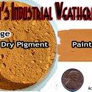 Faded Orange Brick Industrial Weathering Pigment-Plastic/Metal/Resin 2oz *NEW*