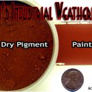 NAVAJO RED Industrial Weathering Pigment/Paint 2oz-Doctor Ben's PLASTIC/METAL