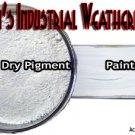 Titanium White Industrial Weathering Pigment/Paint Doctor Ben's PIGMENTS *NEW*