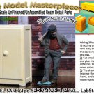 STANDING STEEL SAFE-(1pc) O/On3/On30/1:48-YORKE/Scale Model Masterpieces *NEW*