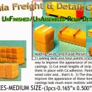 STACKED BOXES-MEDIUM (3pcs) N/Nn3/1:160-CAL FREIGHT
