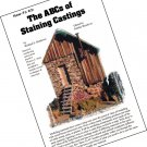 How-To #2 ABCs of Staining Castings Booklet-WOOD/HYDROCAL/PLASTIC S/Sn3/Sn3/1;64