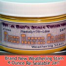 FADED REEFER ORANGE WEATHERING STAIN-4oz  Doctor Ben's REPLACE FLOQUIL Nn3/HOn3