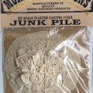 JUNK PILE (1pc-LARGE UNPAINTED) -HO/HOn3 Morse Productions