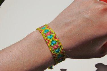 Spring Heart Friendship Bracelet 211-212