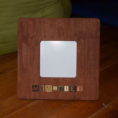 MEMORIES Picture Frame
