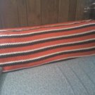 Holiday Stripe Afghan