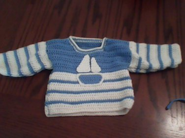 Boy's Sailboat Outfit