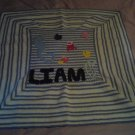 Personalized Baby Blanket-Sea Life & Other Themes