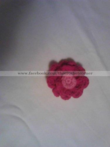 Flower Pet Collar Slide