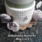 BellaDonna Butterfly Mug Cozy