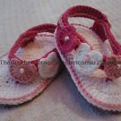 Triple Heart Toddler Sandals