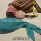 Newborn Mermaid Cocoon