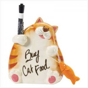 Fat Cat Memo Board