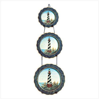 Lighthouse Plate Set
