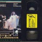 LUCIA DI LAMMERMOOR Australian Opera JOAN SUTHERLAND