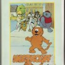 Rare! HEATHCLIFF AND CATS & CO. Volume 1 Clamshell VHS