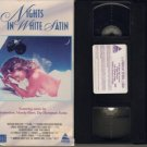 NIGHTS IN WHITE SATIN 1987 KIM WALTRIP Rare!! OOP VHS