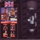 WWF ONE NIGHT ONLY Wrestling BRITISH BULL DOG VHS