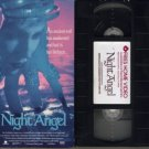 NIGHT ANGEL 1990 Hellborn ISA Andersen BLACK VHS