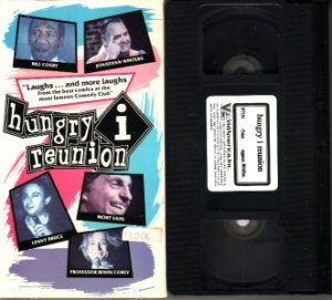 HUNGRY I REUNION Bill Cosby PHYLLIS DILLER Lenny Bruce
