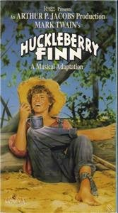 New HUCKLEBERRY FINN 1974 Mark Twain MUSICAL Jeff East