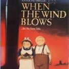 WHEN THE WIND BLOWS Animated ROGER WATERS David Bowie