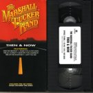 THE MARSHALL TUCKER BAND THEN & NOW Music VHS