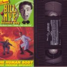 BILL NYE The SCIENCE GUY The HUMAN BODY Rare DISNEY vhs