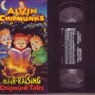 ALVIN & THE CHIPMUNKS HAIR RAISING TALES Halloween VHS