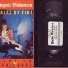 YNGWIE MALMSTEEN Trial By Fire LIVE IN LENINGRAD vhs VIDEO