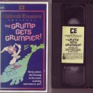 THE GRUMP GETS GRUMPIER Animated 90 Min. OOP VHS