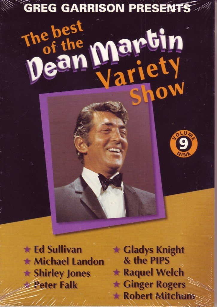 NEW/SEALED The BEST OF THE DEAN MARTIN VARIETY SHOW Volume 9 DVD
