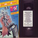 THE MTV VIDEO MUSIC AWARDS COLLECTION 3RD ANNUAL 1986 RARE oop VHS