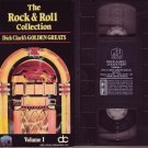 THE ROCK & ROLL COLLECTION Dick Clark GOLDEN GREATS VOL. 1 JACKSON 5 Rare! VHS