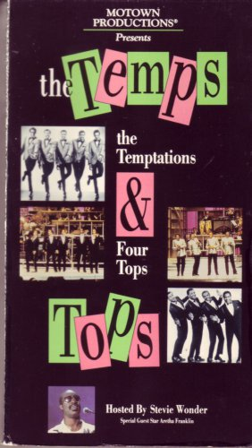 THE TEMPS & TOPS Temptations FOUR TOPS Aretha Franklin