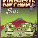 KID PADDLE VOLUME 1 KID KARATE Vol. One R1 DVD BRAND NEW/Factory Sealed! TELETOON