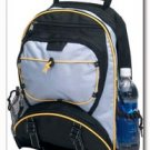 Maxam Backpack. Made of tough nylon/polyester