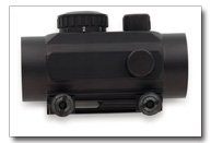 Magnacraft Red Dot Scope. This 1x40 Red Dot Rifle Scope Comes With Weaver Style Mounts