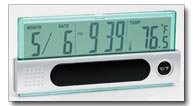 Mitaki-Japan LCD Desk Clock And Weather Station