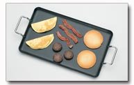 Maxam Double Burner Griddle