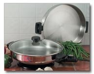 Precise HeatTM Electric Skillet