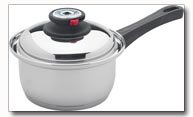Maxam 9 Element 1.7qt Saucepan with cover