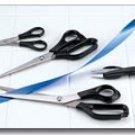 Maxam 4pc Utility Scissors Set