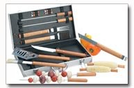 Chefmaster 19pc Barbecue Set